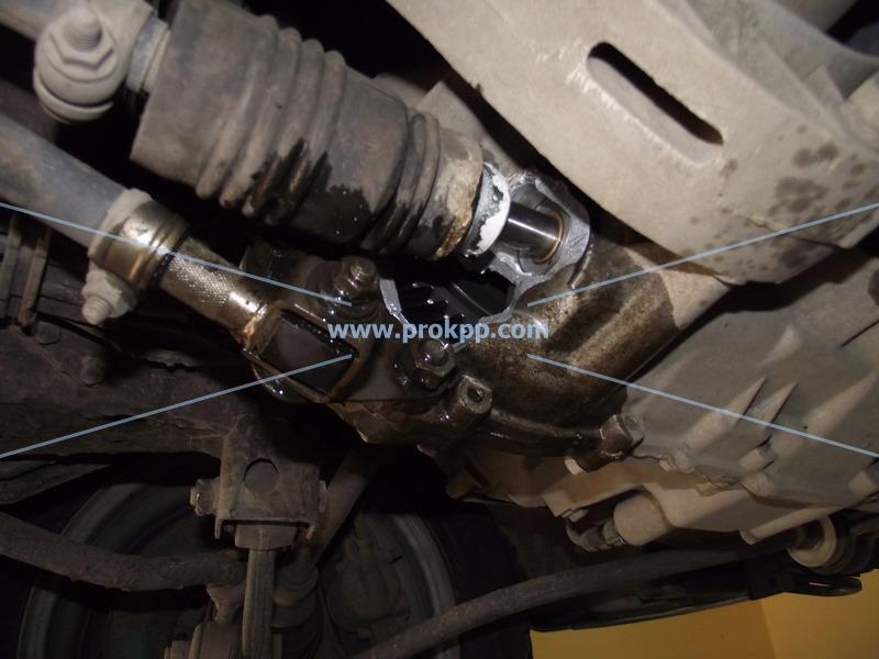 Фото №31 - течёт масло из коробки передач ВАЗ 2110